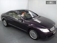 MERCEDES CL CL 500, Grey, Auto, Petrol, 2011