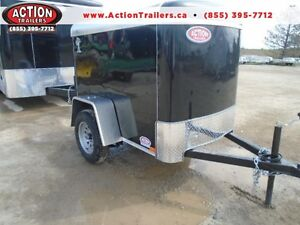 ULTIMATE DEAL - SMALL ENCLOSED CARGO TRAILER - BUILT TO LAST ! London Ontario image 1