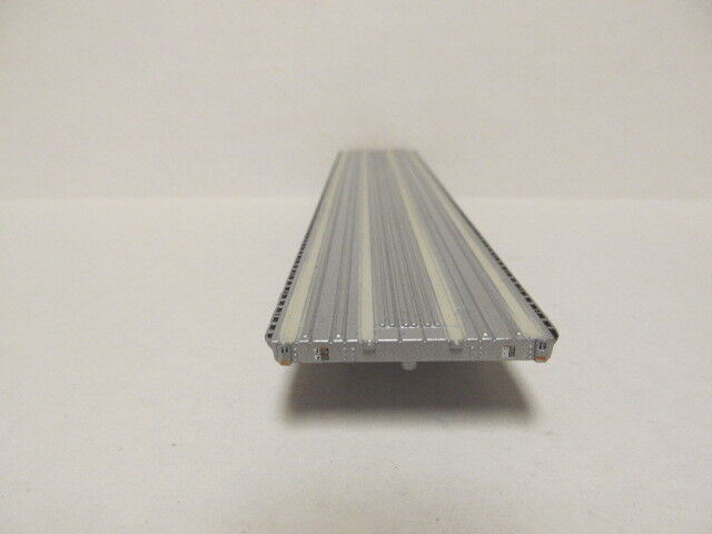 DCP 1/64 SCALE WILSON  ROAD  BRUTE  FLATBED  TRAILER  SILVER DECK, SILVER FRAME 3