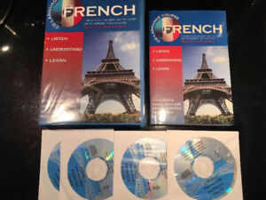 Cd Learn French Language course