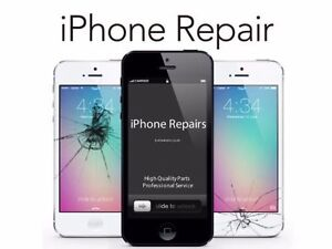 iPod iPad iPhone 4 4S 5 5C 5S 6 Plus 6S LCD Glass Repair Service