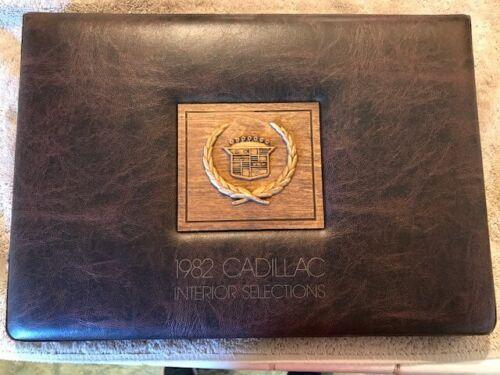 1982 Cadillac Original Interior Selections Album