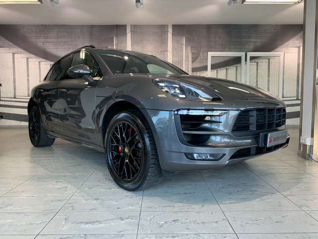 Porsche Macan 3.0 GTS-PASM-TETTO -FULL LED-UFFICIALE !