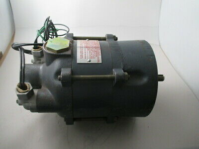 Ge 5bc42ae1001a Permanent Magnet Tachometer Generator Explosion Proof