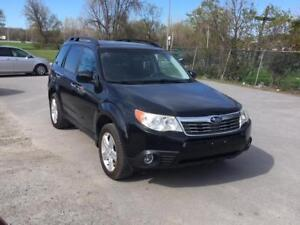 2010 Subaru Forester X Limited (Leather)