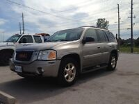 2002 GMC Envoy SLT - 1 Previous Owner, Very Well Maintained