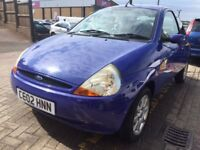 great first time car! low mileage ford ka!