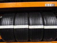 B83 4X 275/35/21 103Y ZR DUNLOP SP SPORT MAXX GT RO1 XL 1X5MM 3X5,5MM