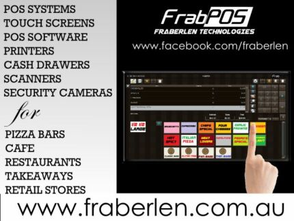 POS Systems for Pizza Bar, Cafe, Restaurants & Takeaways! Adelaide CBD Adelaide City Preview