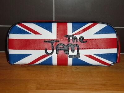 AJS Modena Back Pad Cover Union Flag The Jam