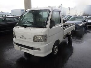 2002 Suzuki Carry 600 Dump Body