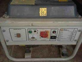 1KVA Petrol Generator