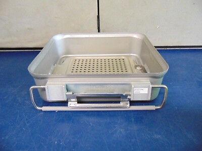 Genesis Sterilization Tray Good Condition 10 X 12 X 8 R350x