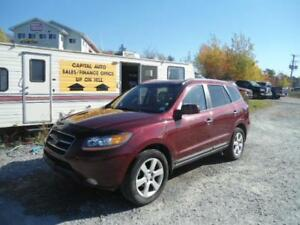 2008 Hyundai Santa Fe Limited !LEATHER! MOONROOF!!! NEW MVI!