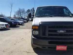2014 Ford Econoline E350 Cargo Van Accident Free Fully Certified