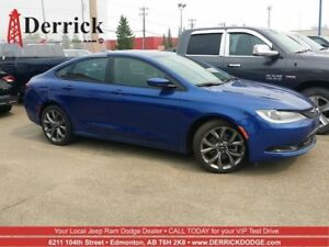 2016 Chrysler 200 S