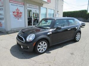 Mini Cooper S S MODELE, TOIT, PANOR A/C,TURBO 2012