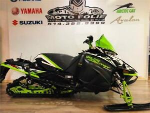 ARCTIC CAT XF8000  HIGH COUNTRY 137 LIMITED 2018