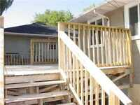 2 KITCHENS, finished basement, DECK! Call Erick Yip 780-619-6197
