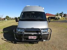 Ford Transit Escape Motorhome – ONLY 83,000KMS!!! Glendenning Blacktown Area Preview