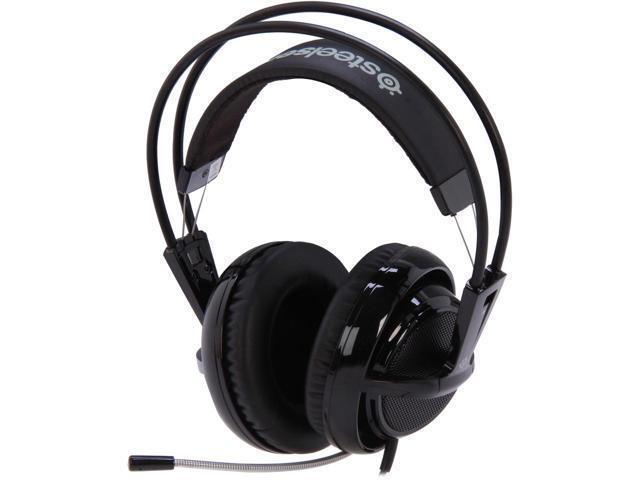 Купить SteelSeries Siberia V2 3.5mm Connector Circumaural Full-Size Gaming Headset