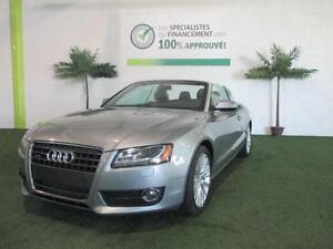 2011 Audi A5 2.0L Premium Plus  ++++WOW 100$/SEMAINE ++++