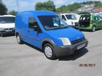 2004/54 Ford Transit Connect LWB High roof 230D *** NO VAT ***