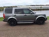 2008 08 LAND ROVER DISCOVERY 2.7 3 TDV6 GS 5D AUTO 188 BHP DIESEL