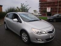 12 VAUXHALL ASTRA 1.7CDTi 16v ( 110ps ) ESTATE //£30 A YEAR ROAD TAX //