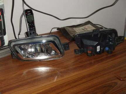 Ford Wildtrack/Everest Front Fog Lights