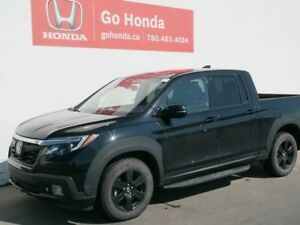 2017 Honda Ridgeline BLACK EDITION, BOARDS, 3M, MATS, FLARES