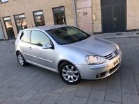 Volkswagen Golf 2.0 TDI,GT 140 *SPORT*2006,2 OWNERS,NEW MOT,SERVICE HISTORY,HPI CLEAR