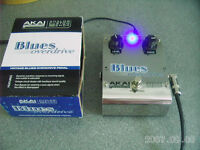 Akai Blues Overdrive Pedal (Boxed) EXCELLENT CONDITION