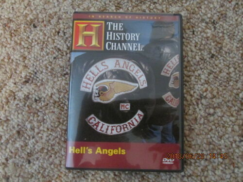 Hells Angels Vintage History Channel DVD