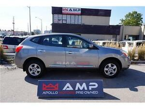 2013 Nissan Rogue FWD SUV with Bluetooth Cruise 4cyl!