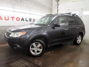 2009 Subaru Forester 2.5 X AWD TOIT PANORAMIQUE MAGS AUTO A/C