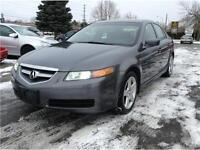 2006 Acura TL|LEATHER|SUNROOF|ONE OWNER|NO ACCIDENTS