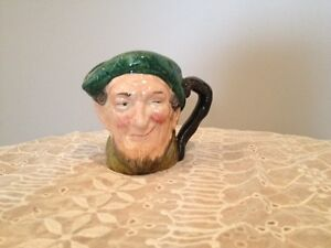 Royal Doulton Figurine Mug - Auld Mac