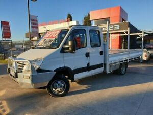 2009 Iveco Daily MY07 50C18 LWB Dual Cab Chassis 3.0l RWD Deer Park Brimbank Area Preview