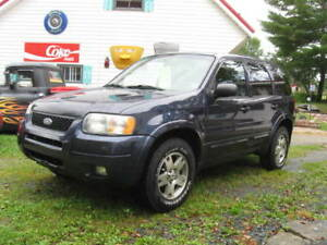 // OLDIE But a BEAUTY \\ 2004 Ford Escape SUV, Crossover 4X4