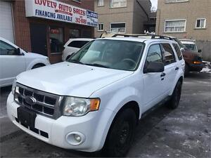 2009 Ford Escape XLT 4WD TWO SETS WHEELS AND RIMS