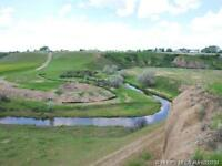 CANYON CREEK ESTATES - FULLY SERVICE LOT - MEDICINE HAT