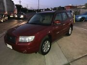 2005 Subaru Forester MY06 XT Luxury Maroon 4 Speed Auto Elec Sportshift Wagon Coopers Plains Brisbane South West Preview