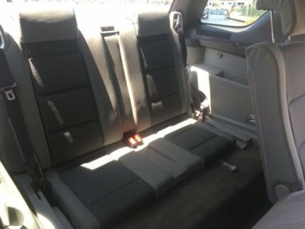 2009 Ford Territory SY MY07 Upgrade TX (RWD) Black 4 Speed Auto Seq Sportshift Wagon Sylvania Sutherland Area Preview