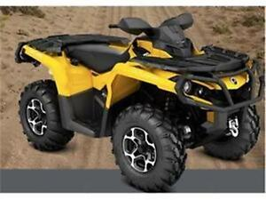 2016 CAN-AM Outlander 570 XT