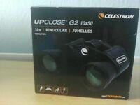 Celestron Upclose binoculars 10x50