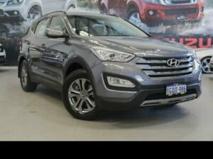 2012 Hyundai Santa Fe DM Active CRDi (4x4) Grey 6 Speed Automatic Wagon Rockingham Rockingham Area Preview