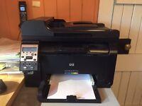HP Laserjet 100 Colour M175nw Wireless Printer