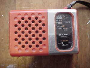 Vintage Transistor Radio NOT WORKING.