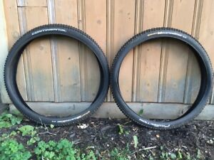 Continental Mountain King Tires 26 x 2.2